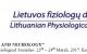 2-asis Baltijos šalių fiziologų draugijų susitikimas